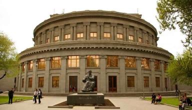 Opera 384x220 - تالار اپرای ایروان ، ارمنستان | Yerevan