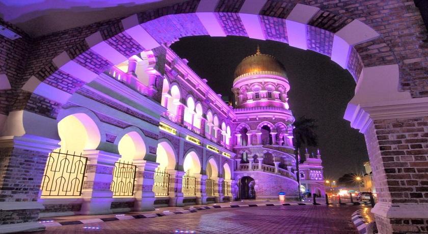 ساختمان سلطان عبدالصمد
