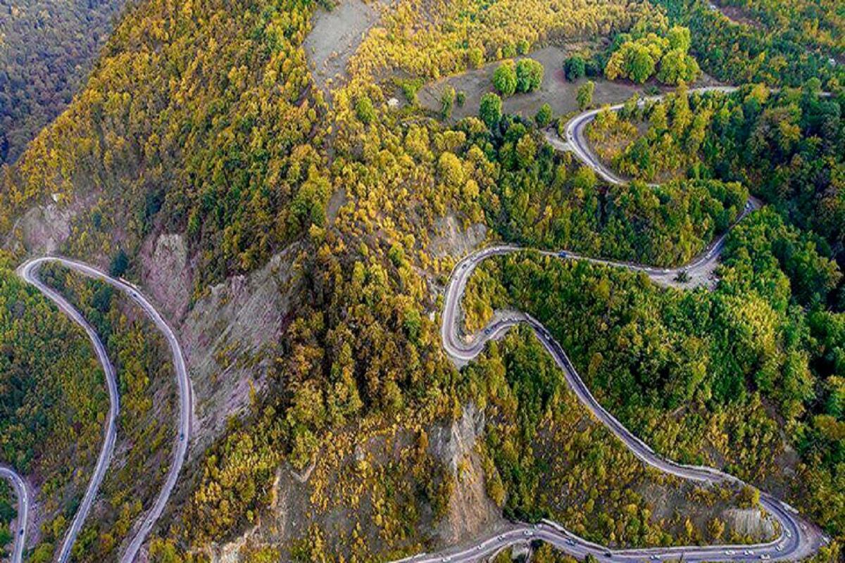 جاده توسکستان