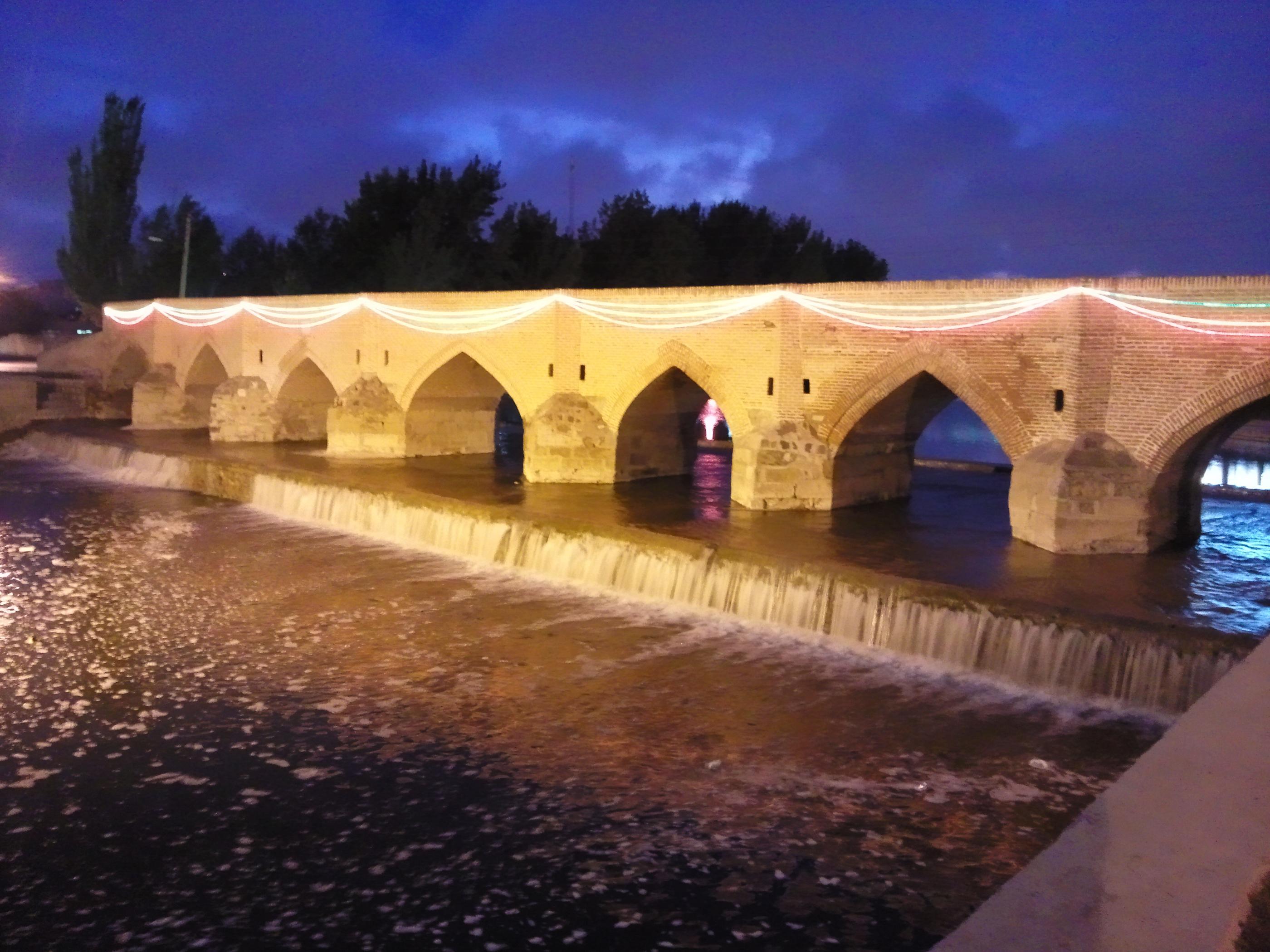 balighli - پل هفت چشمه اردبیل | Ardabil