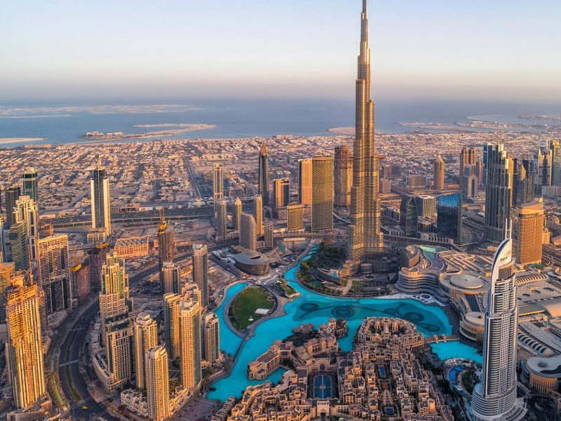 burjkhalifa - بهترین شهرهای توریستی دنیا کدامند ؟
