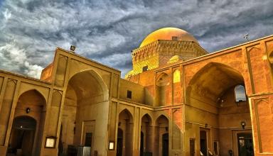 d501eb65 846c 46d6 ba9d be2262334d1b 384x220 - مدرسه ضیائیه ، زندان اسکندر در یزد | Yazd
