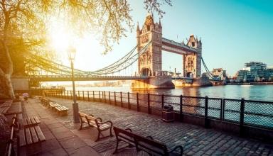 london 384x220 - بهترین شهرهای توریستی دنیا کدامند ؟