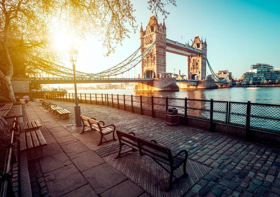 london  - بهترین شهرهای توریستی دنیا کدامند ؟