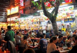 street food kl 11 320x220 - خیابان جالان آلور کوالالامپور (بهشت غذا) ، مالزی | Kuala Lumpur