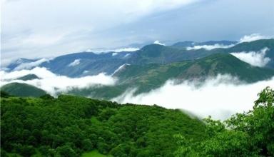 در استان گلستان زیبای جهان e1575017727274 384x220 - طبیعت سردانسر استان گلستان | Golestan