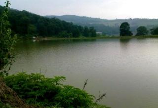 392 320x220 - دریاچه توشن ، دریاچه ای زیبا در نزدیکی گرگان | Gorgan