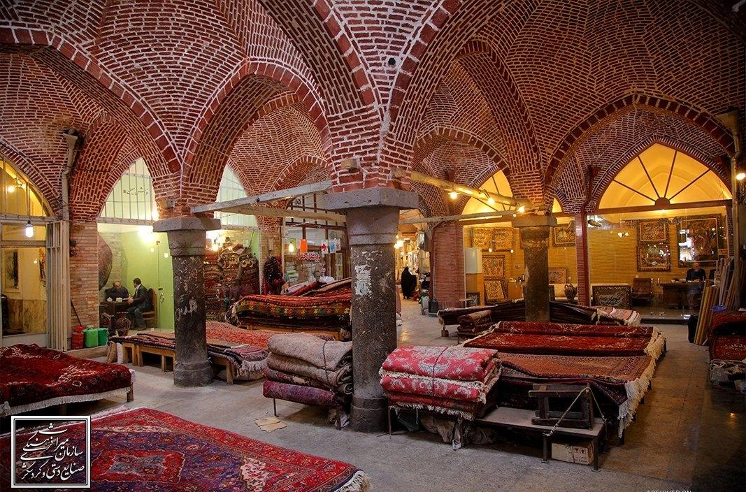 بازار سنتی اردبیل
