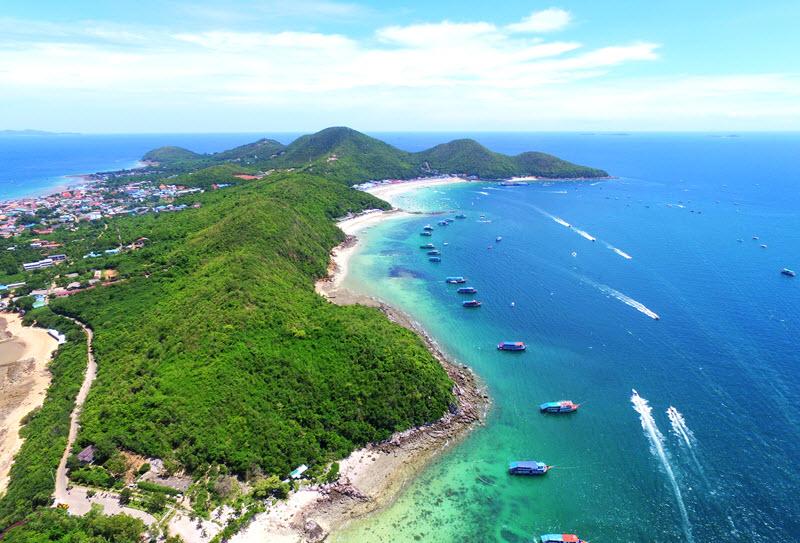 CoralIsland Pattaya 12 20 18 881 - جاذبه های دیدنی و گردشگری تایلند (قسمت ۲)   Thailand