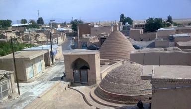 روستای بیابانک