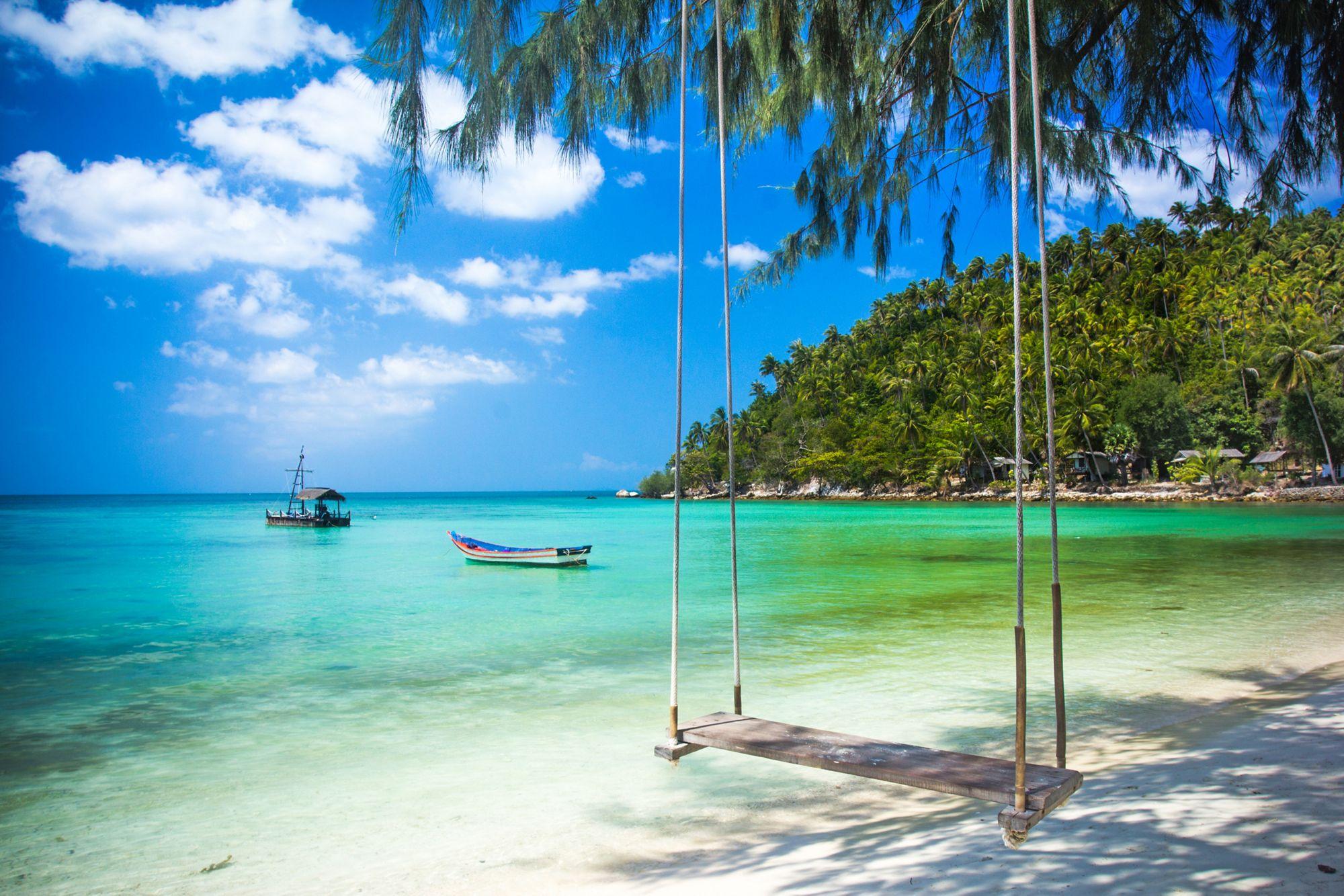 KohSamui Romantic1 - جاذبه های دیدنی و گردشگری تایلند (قسمت ۲)   Thailand