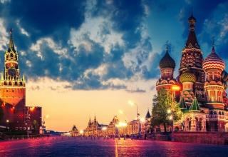 جاذبه های دیدنی روسیه