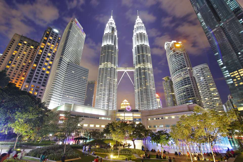 کوالالامپور از نگاه دوربین