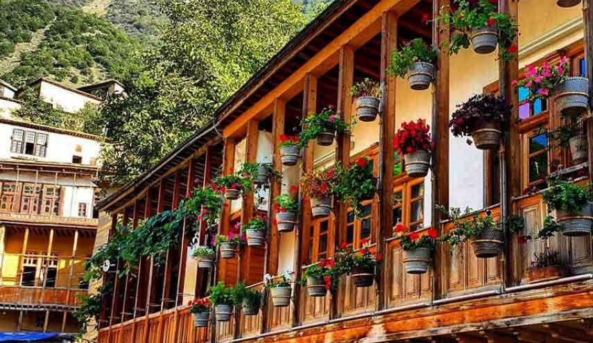 4 - جاهای دیدنی شهر زیبای رشت ، گیلان | Rasht