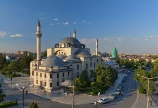 0adf33ce6e41eaf82b9b3b5e6c6de1ba mevlana museum e1576056588376 320x220 - راهنمای سفر به قونیه ، شهر عشق و عرفان | Konya