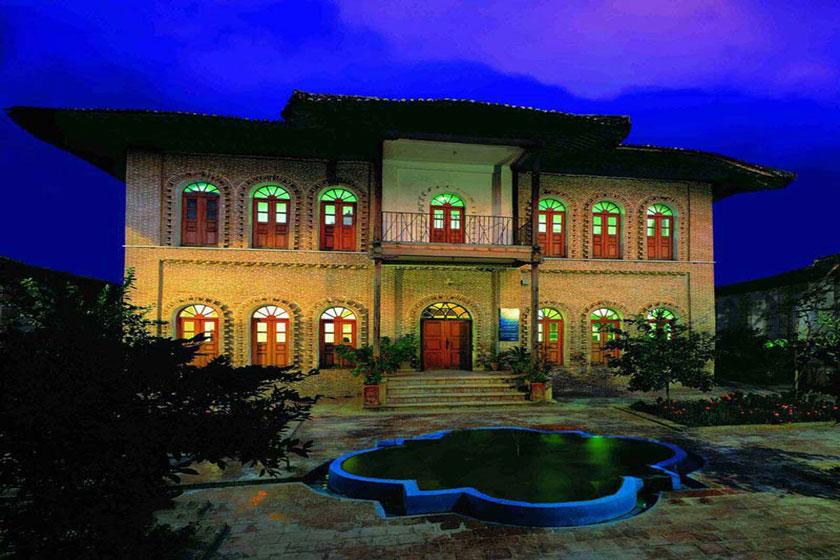 126f49be c851 4adc a676 22e2fd699bba - خانه تقوی گرگان ، خانه ای از عهد قاجار   Gorgan