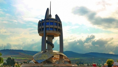 527207 e1575794557287 384x220 - برج المان گرگان ، نماد مدرن شهر | Gorgan