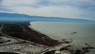 690230 384x220 - خلیج گرگان ، بزرگترین خلیج دریای خزر   Gorgan