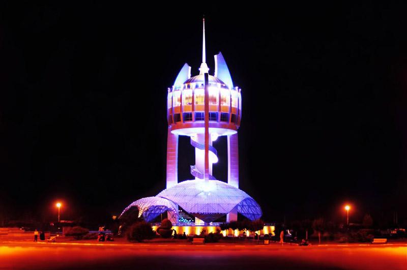 برج المان گرگان