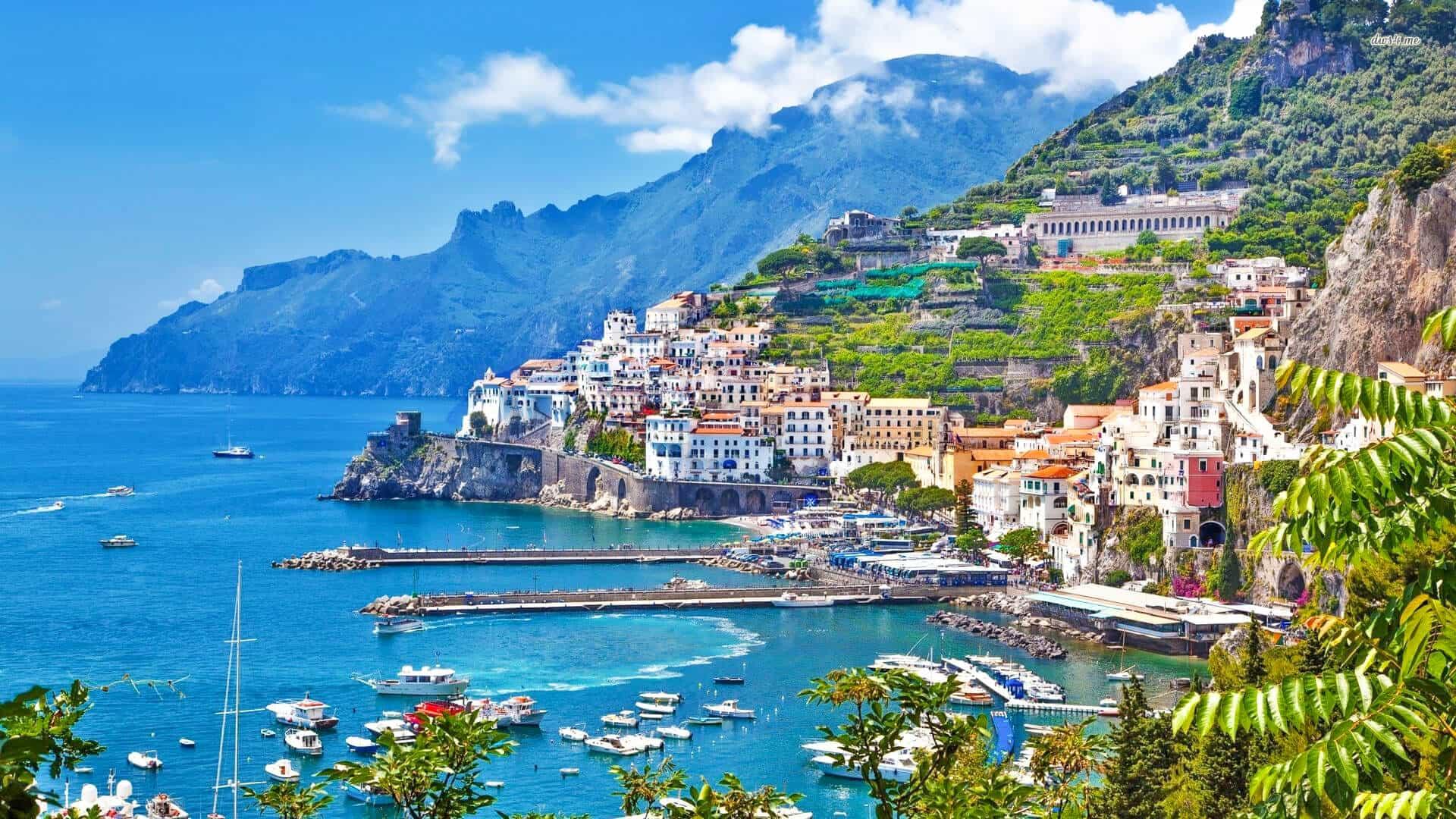 Amalfi Coast 6 - ساحل آمالفی ایتالیا ، از زیباترین سواحل مدیترانه   Italy