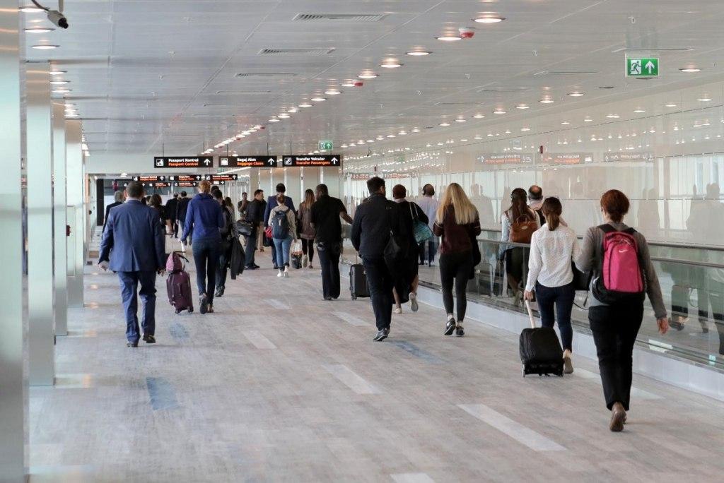 Ataturk Airport 1024x684 - فرودگاه جدید استانبول ، ترکیه   Istanbul Airport