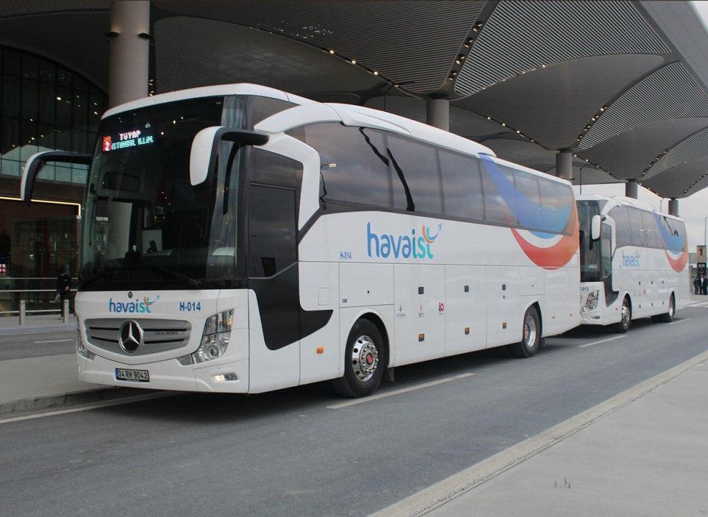 Istanbul Airport Havaist 1024x748 - فرودگاه جدید استانبول ، ترکیه   Istanbul Airport