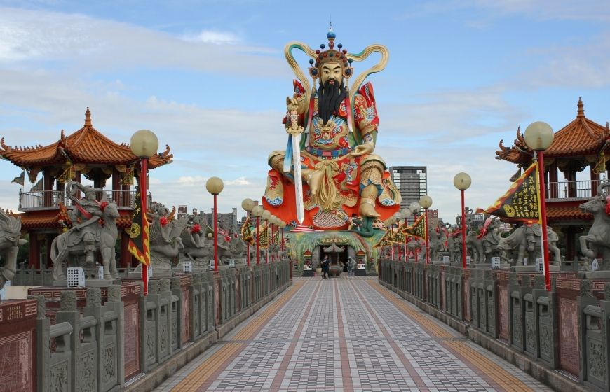 جاهای دیدنی تایوان