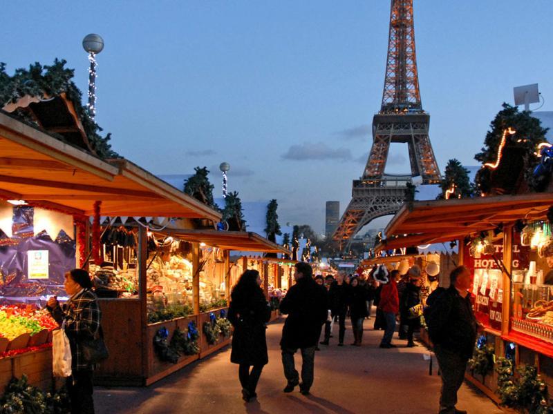کریسمس در پاریس