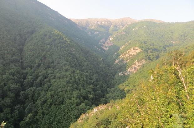 کوه تل انبار گرگان