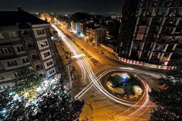 jakav.com golsar rasht guilan gilan photo ax - بلوار گلسار رشت ، یکی از لوکس ترین خیابان های شهر | Rasht