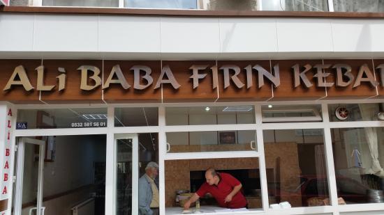 lokantanin girisi - بهترین رستوران های قونیه ، ترکیه | Konya