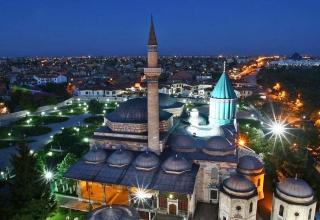 places visit konya turkey 1 320x220 - آرامگاه مولانا در قونیه ، شاعر نامدار ایرانی | Konya