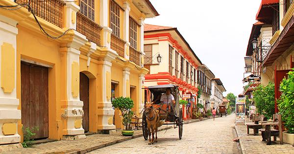 vigan city ilocos philippines - بهترین مناطق دیدنی فیلیپین (قسمت ۱)   Philippines