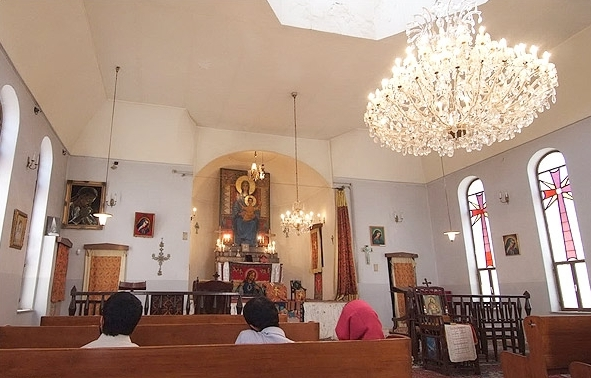 کلیسای سورت مسروپ اهواز