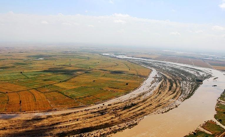 کارون 2 e1579107474105 - رود كارون اهواز ، پرآبترین و بزرگترین رودخانه ایران | Ahvaz
