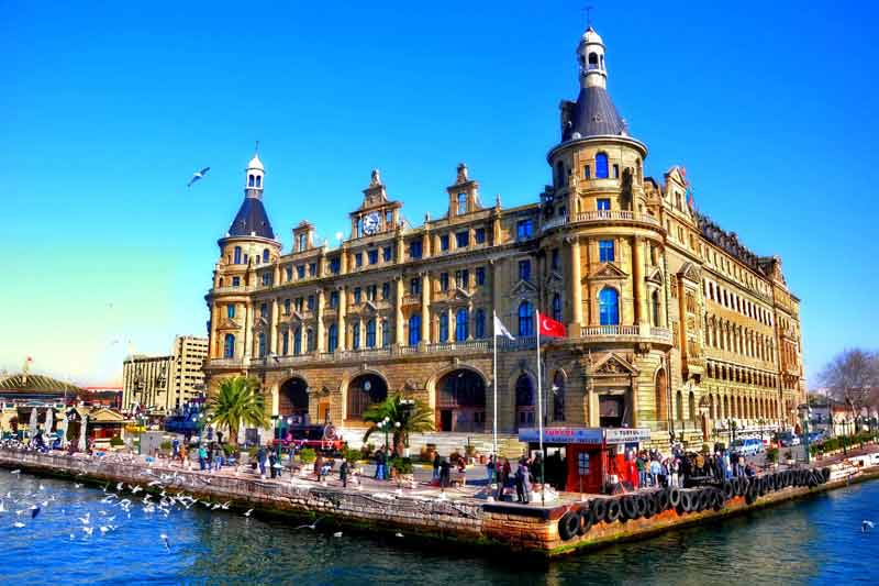 محله های قدیمی استانبول را بیشتر بشناسید