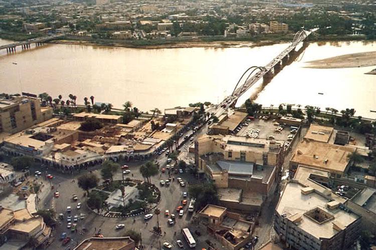 333 - پل سفید اهواز ، نخستین پل معلق در ایران | Ahvaz