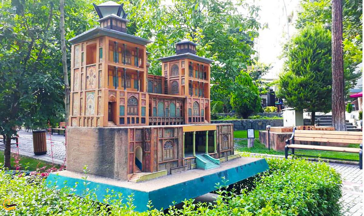 باغ موزه قصر و باغ موزه هنر ایرانی