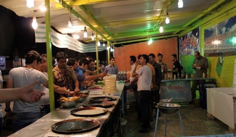 655 - بازار فلافل اهواز (خیابان لشکرآباد) | Ahvaz