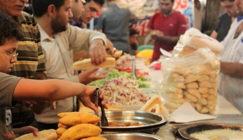 656 - بازار فلافل اهواز (خیابان لشکرآباد) | Ahvaz