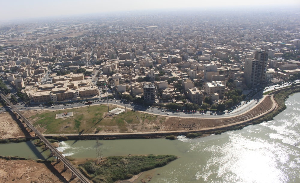 948593 824 e1579107396919 - رود كارون اهواز ، پرآبترین و بزرگترین رودخانه ایران | Ahvaz