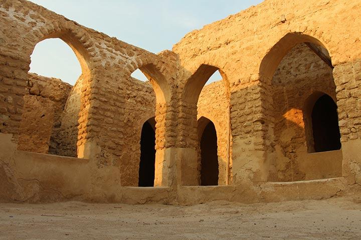 Untitled 8 5 - شهر باستانی حریره در جزیره کیش   Kish