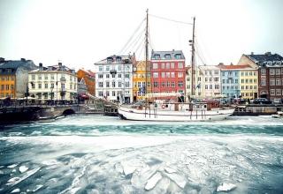 سفر به دانمارک و اخذ وقت سفارت