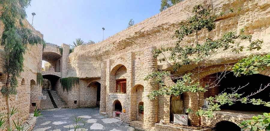 kariz underground city iran e1578646977196 - شهر زیرزمینی کاریز در جزیره کیش   Kish