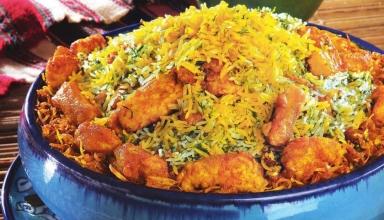 لخلاخ 1 384x220 - غذاهای محلی بوشهر | Bushehr