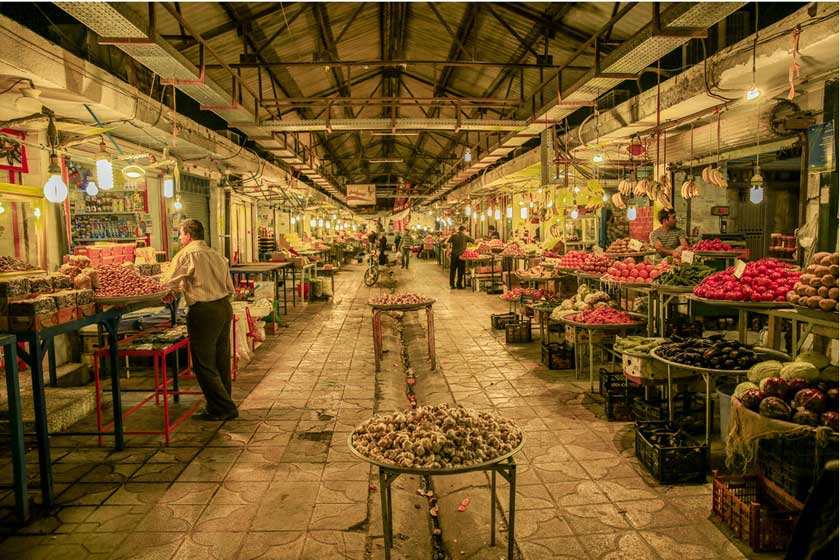 بازارهای سنتی بوشهر