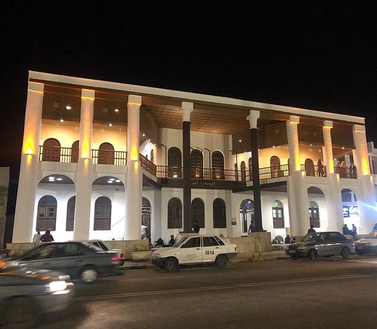 عمارت امیریه بوشهر