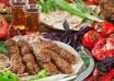 AZERBAIJANI CUISINE11 1 104x74 - بهترین غذاهای محلی کشور آذربایجان | Azerbaijan