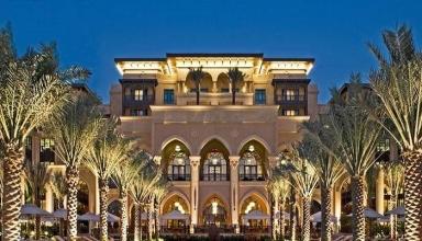 لاکچری ترین هتل های دبی