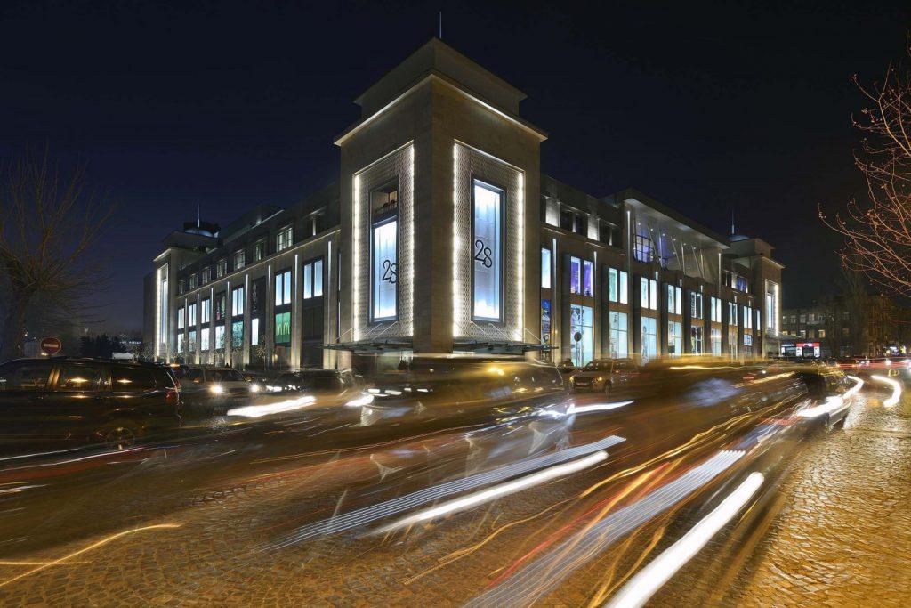 بهترین مراکز خرید باکو